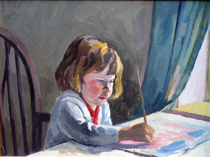 Johanna Painting
