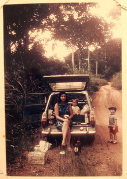 The Road To Kumasi