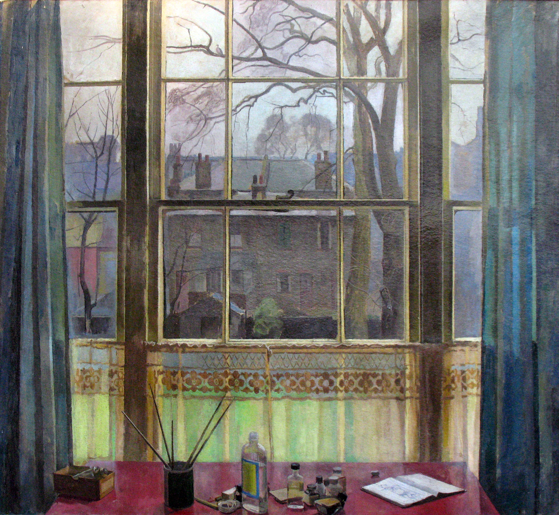 Stockwell Window