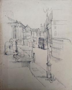 London Street - Sketchbook