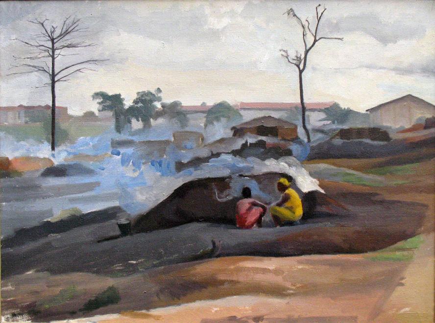 Charcoal Burners, Ghana