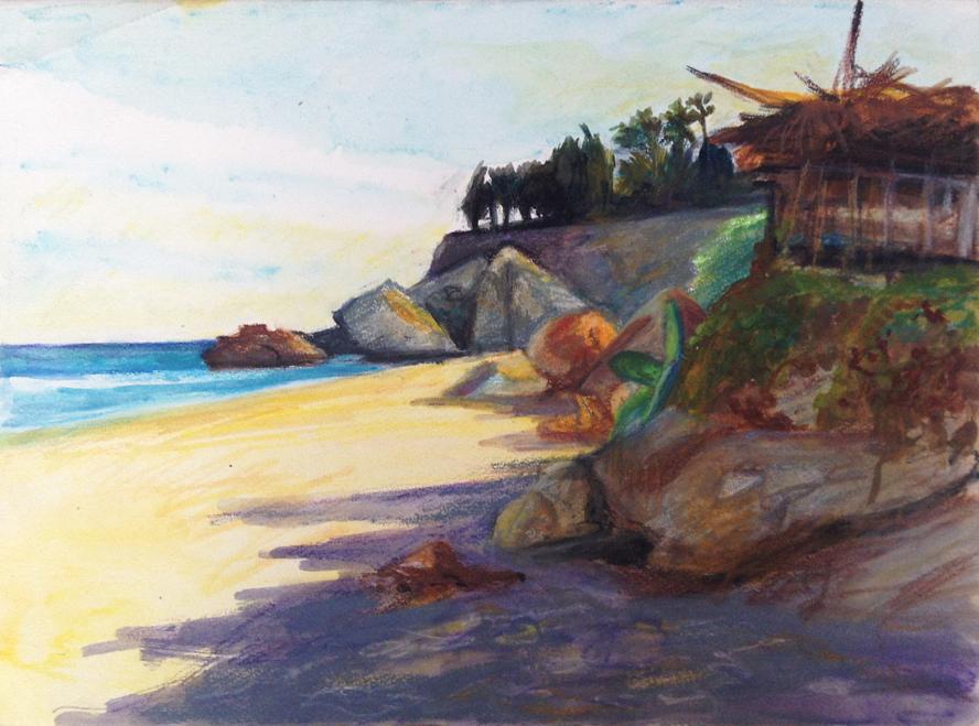 Nerja Beach Shade