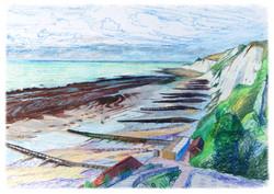 Eastbourne Westward To Beachy Head