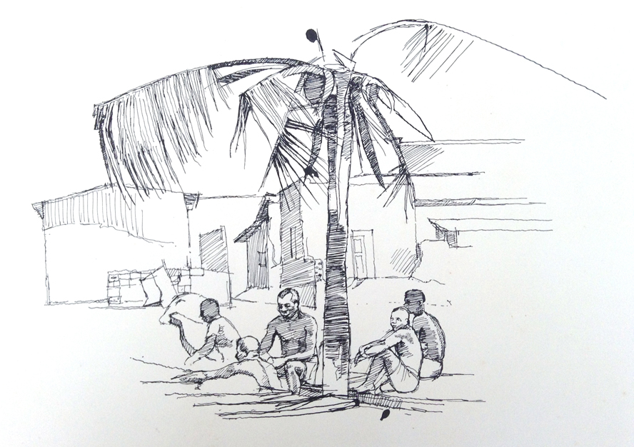 Fishermen In Ghana
