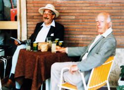 Gordon Davies & Gerald Norden
