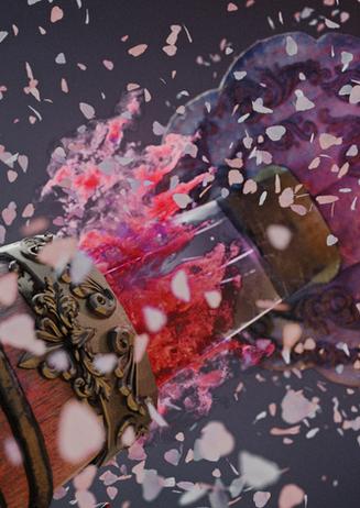 Mortal Blade Design Frames