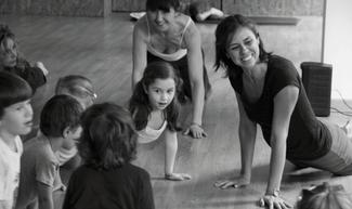 Danza/te - Laboratorio di danza creativa per bambini e genitori e adulti