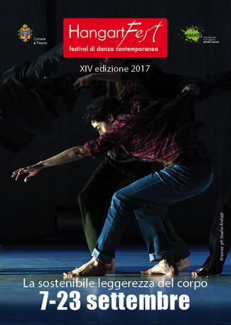 Marta Bevilacqua apre la XIV edizione di Hangartfest