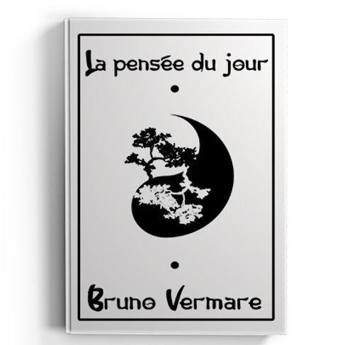 La pensée du jour - Bruno Vermare