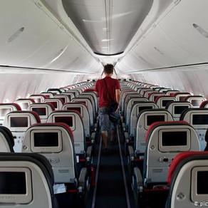 Коронавирус и полеты: авиапассажиров ждут новые правила - Deutsche Welle