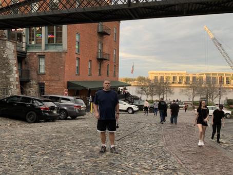 Savannah....Down by the River!