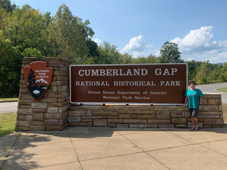 Cumberland Gap National Park!