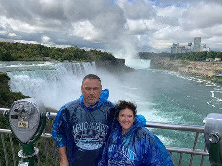 Niagara Falls...The Grandaddy Of Them All!