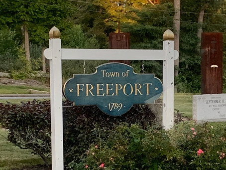 Free Stuff in Freeport?