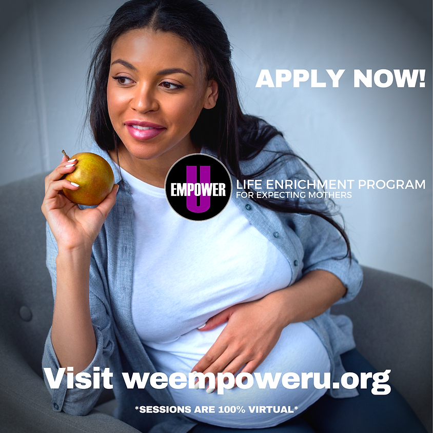 Now Accepting SUMMER Applications - EmpowerU Mentees