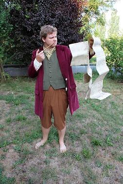 Cosplay de Bilbo Baggins