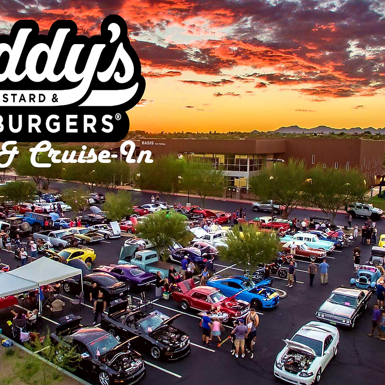 FREDDY'S LAST SATURDAY OF THE MONTH CAR SHOW - SEPTEMBER