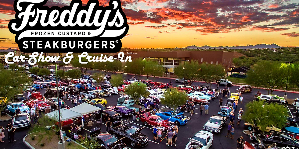 FREDDY'S LAST SATURDAY OF THE MONTH CAR SHOW - AUGUST