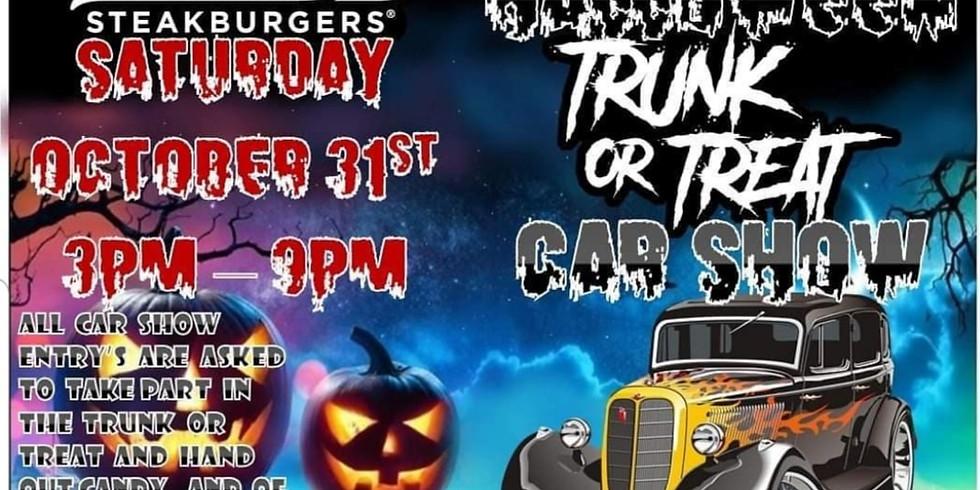 Trunk-or-Treat Car Show