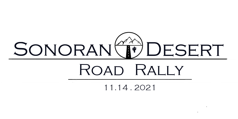 Sonoran Desert Road Rally
