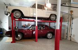 Garage Pole Cover