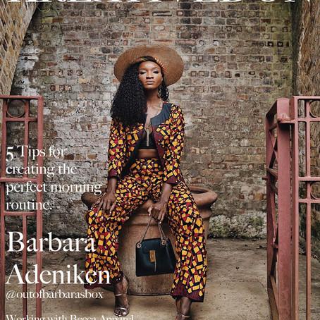 Influencer spotlight of the week - Barbara Adeniken