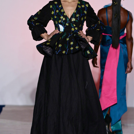 Favourite Highlights from Africa Fashion Week London
