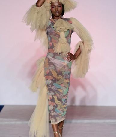 Mens wear designer to watch - Africa Fashion Week