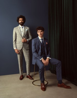 HAWES & CURTIS AW19 first look
