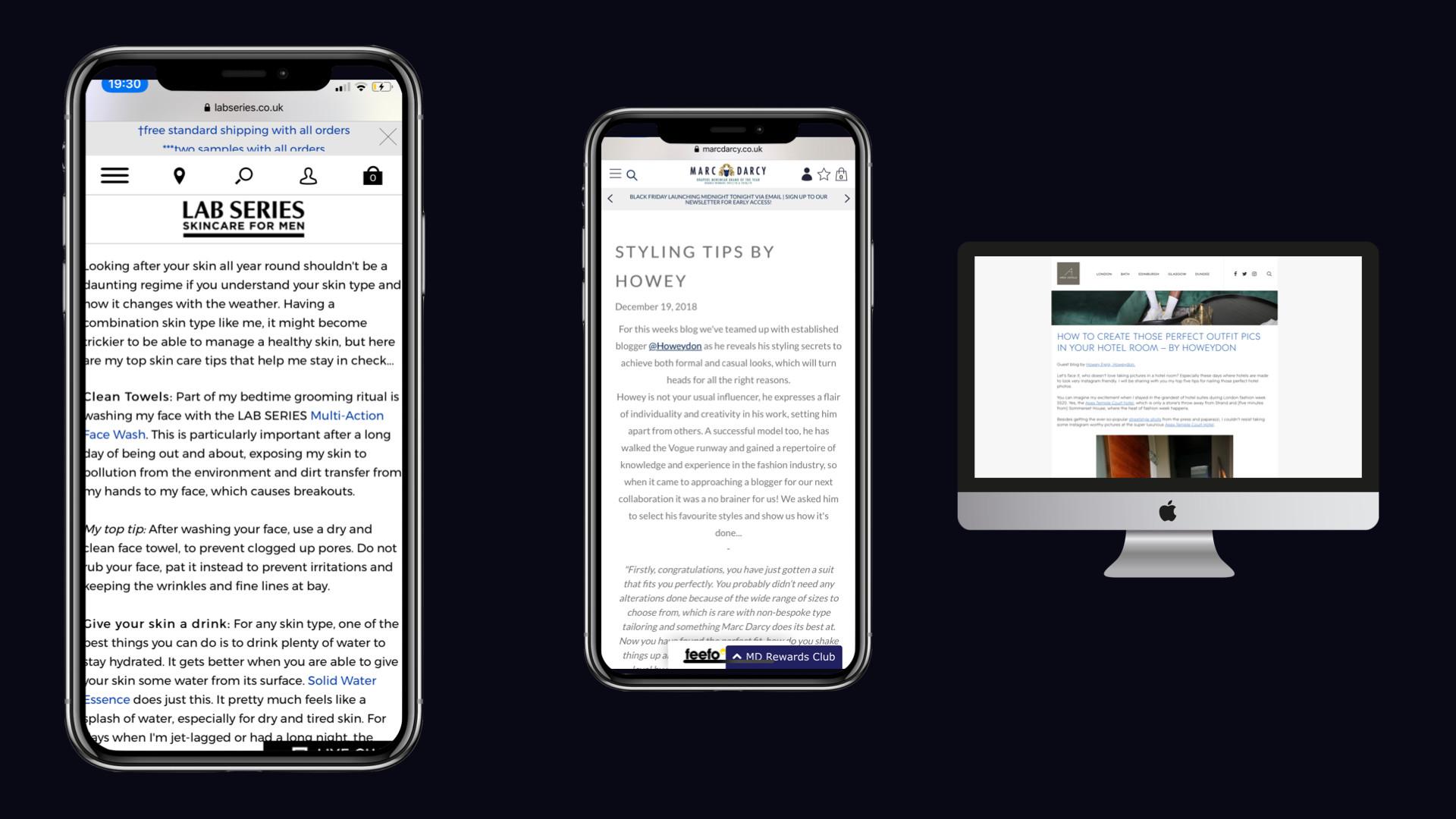 Digital Articles