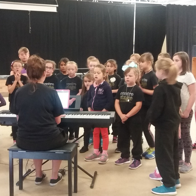 Centre Stage School