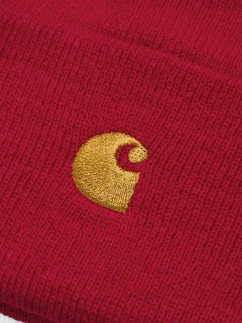 Carhartt Chase Beanie Red