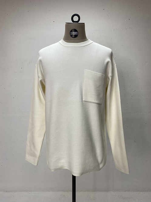 Drykorn Relaxed Knit Crew Crème