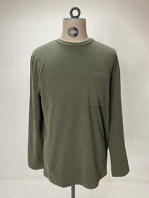 Drykorn Soft L/S Pocket Tee