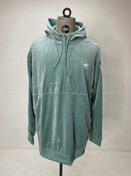 Adidas Originals Velvet Hooded Sweat