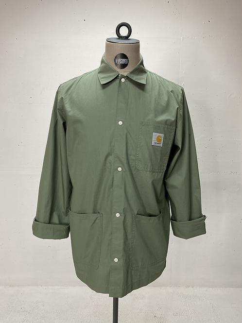 Carhartt L/S Creek Shirt Army Green