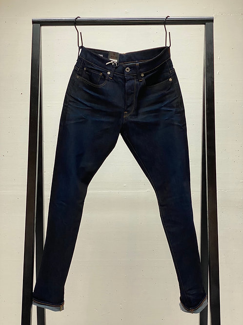 G-Star 3301 Straight Tapered Dk Aged