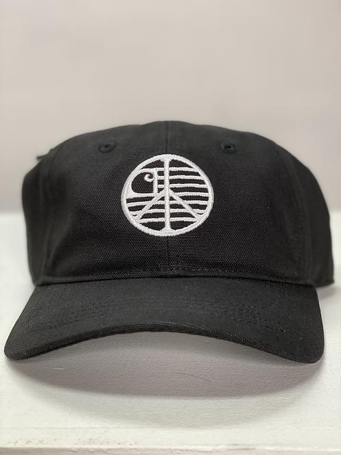 Carhartt Peace Cap Black