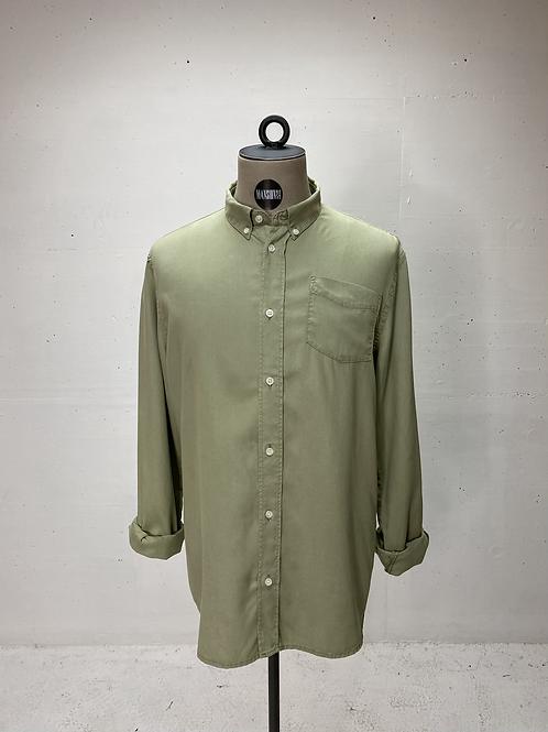 Suit Lyocel Shirt Olive