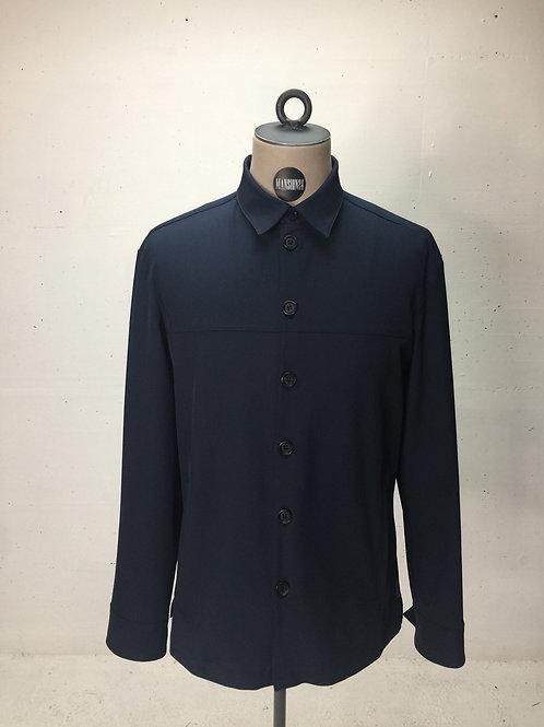 Drykorn 'Drynamic' Stretch Shirt | Jacket Navy