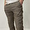 Thumbnail: Drykorn Stretch Pants Light Grey/Brown