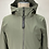 Thumbnail: Elvine Hooded Stretch Jacket Army