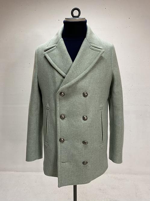 Drykorn Woolen P-Coat Pistache