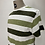 Thumbnail: Klitmøller Block Stripe T Olive