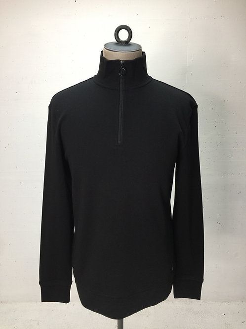 Drykorn 'Drynamic' Stretch Half Zip Sweat