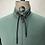 Thumbnail: Koll3kt Faded Zip Sweat Green Slate