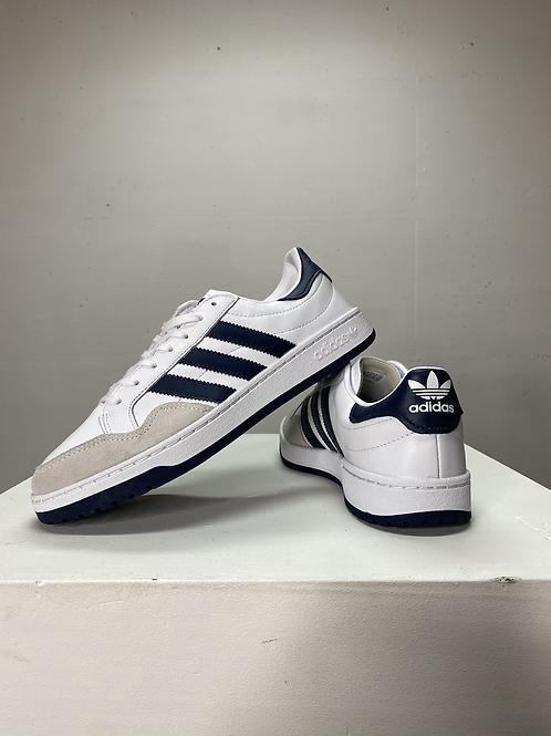Adidas Team Court White/Navy