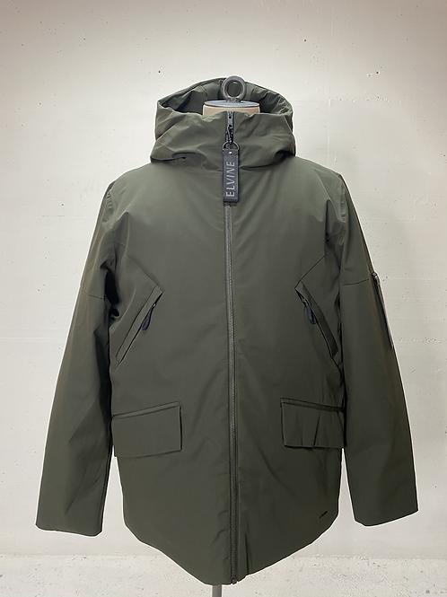 Elvine Winter Jacket Green