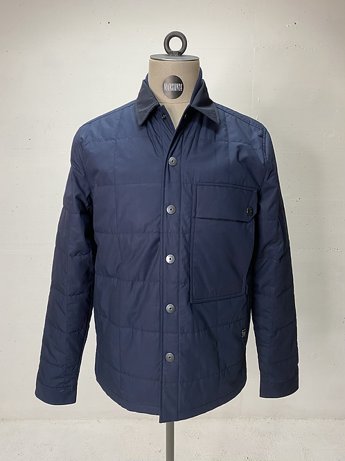 G-Star Padded Combat Shirt Jacket Navy