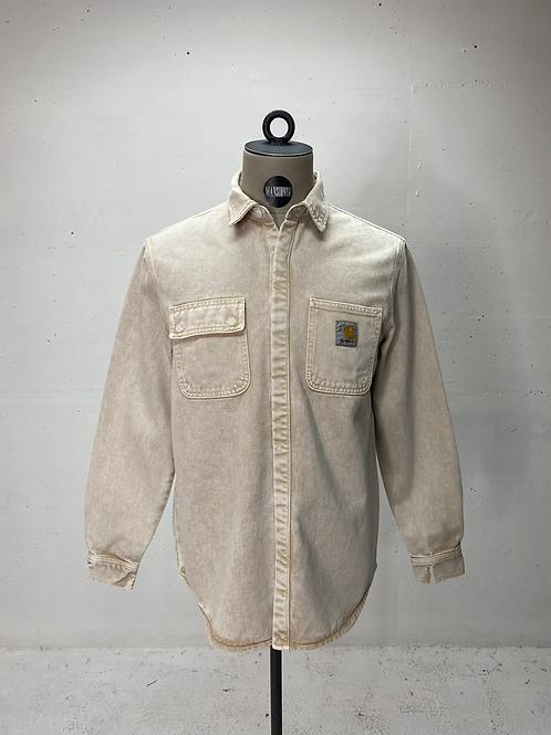 Carhartt Salinac Shirt | Jacket Sand